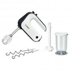 Bosch MFQ4040 wit antraciet - Handmixer 450 Watt